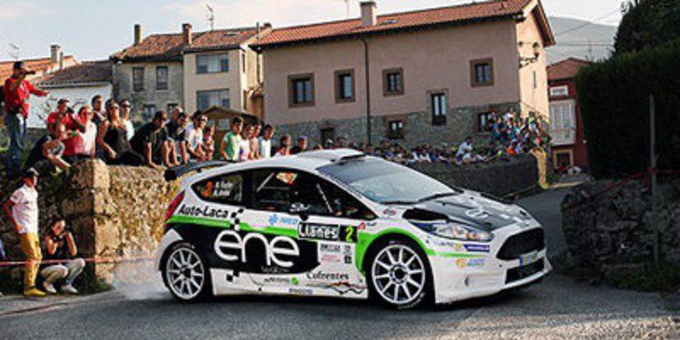 RMC Motorsport vende su último Ford Fiesta R5
