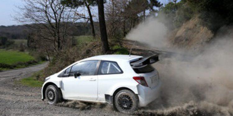 Algunos datos más sobre TMG y el Yaris WRC