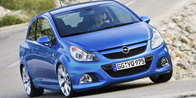 El nuevo Opel Corsa OPC estará en Ginebra