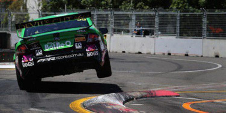 Publicado el orden de los V8 Supercars en el pit-lane