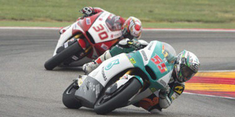 Lista de inscritos definitiva del Mundial de Moto2