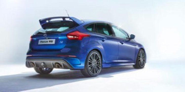 ¡Filtrado! El nuevo Ford Focus RS se adelanta