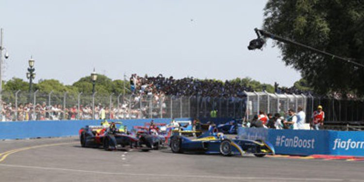 La Formula E visitará Moscú esta misma temporada