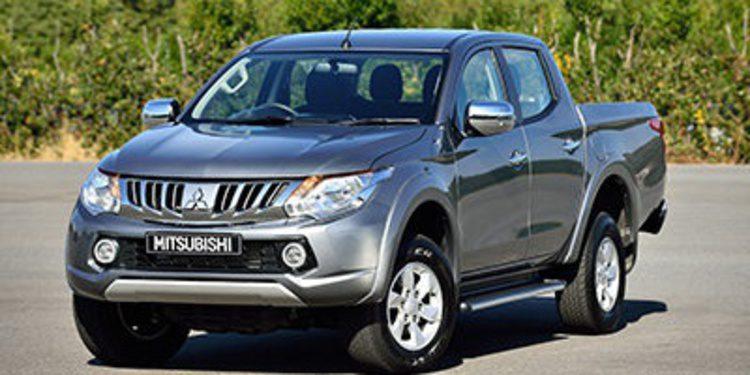 Mitsubishi presentará en Ginebra el nuevo L200