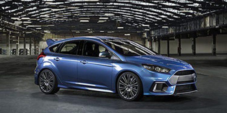 Oficial: Aquí está el nuevo Ford Focus RS