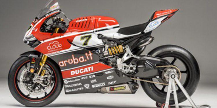 Presentación del equipo Aruba.it Racing - Ducati