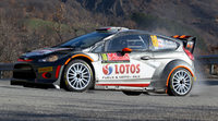 Robert Kubica tendrá la evolución del Fiesta RS WRC