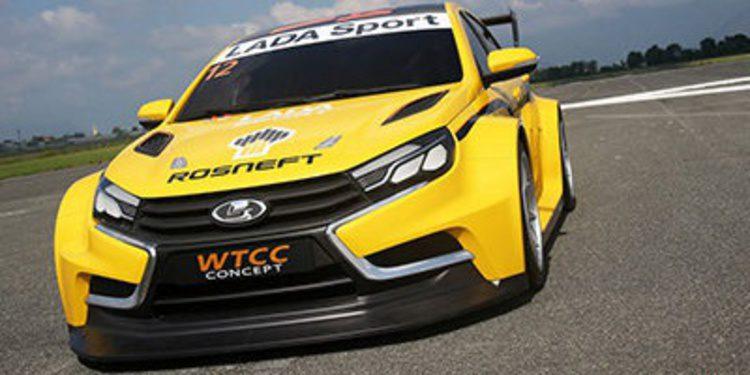 Lada no estará en la presentación del WTCC en Barcelona