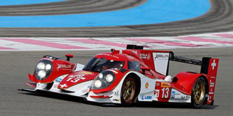 Rebellion Racing cambia de motores para el WEC