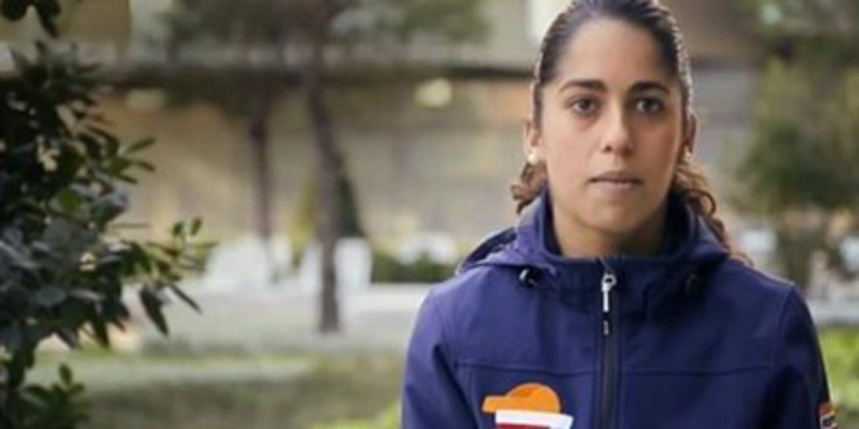 """María Herrera: """"Competir en Moto3 es un sueño cumplido"""""""