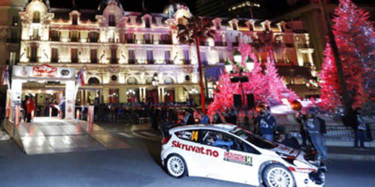 Henning Solberg se centrará en un programa completo en el WRC