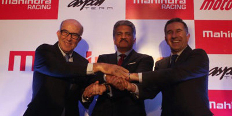 Mahindra refuerza su compromiso con Moto3