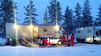 M-Sport y Citroën comienzan sus test del Rally de Suecia