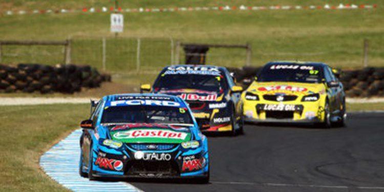 V8 Supercars 2015: los candidatos al título