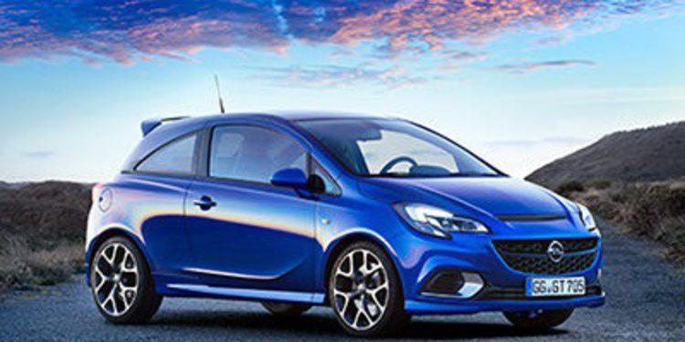 Descubre el nuevo Opel Corsa OPC con todo lujo de detalles
