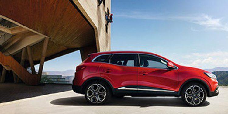 Material gráfico: Nuevo Renault Kadjar