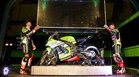 Presentación del Kawasaki Racing Team del WSBK
