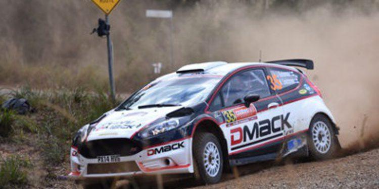 Jari Ketomaa y Sänder Parn son los pilotos DMACK en 2015
