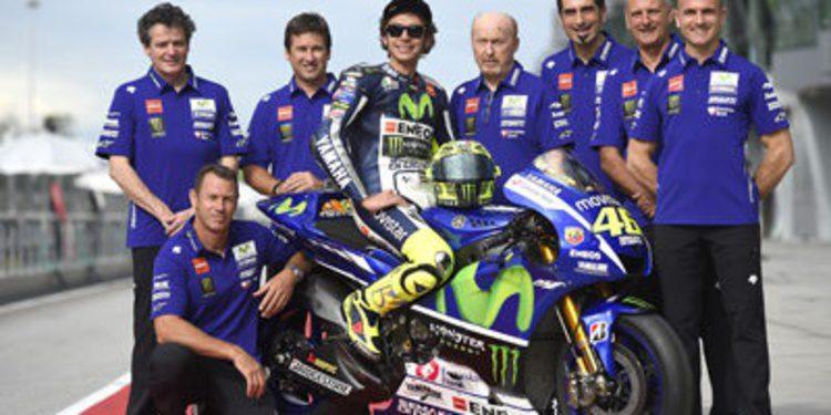 Descente, sponsor oficial del Movistar Yamaha MotoGP