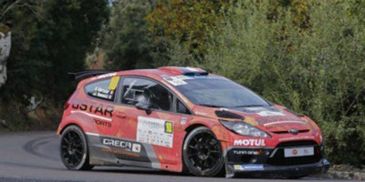 El Tour de Corse, cita francesa del WRC en 2015