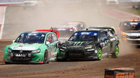 Highlights de la temporada 2014 del Global Rallycross