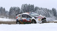Alexey Lukyanuk domina el Qualifying Stage del Rally Liepaja