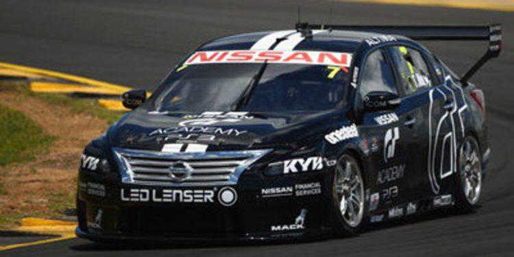 SuperTest V8 Supercars: Nissan brilla mientras se juega al escondite