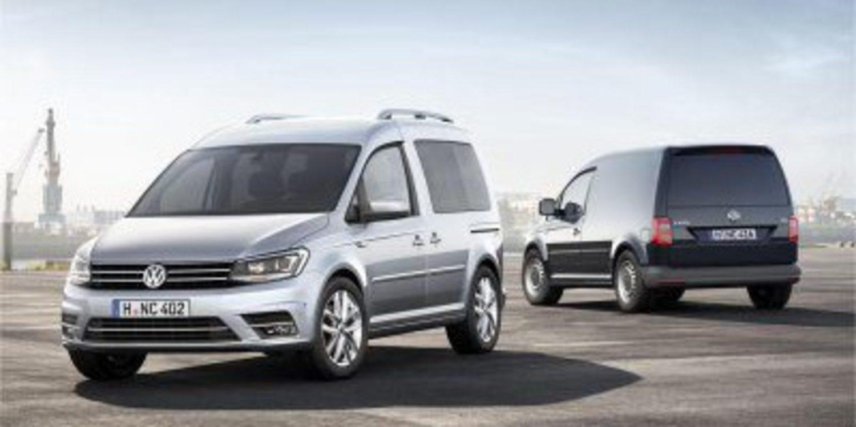 Volkswagen presenta la Caddy 2015