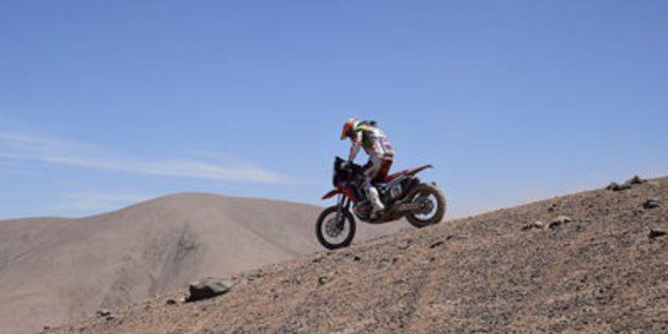 Laia Sanz recuerda su heroico Dakar 2015