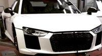¡Cazado!: Descubrimos al nuevo Audi R8