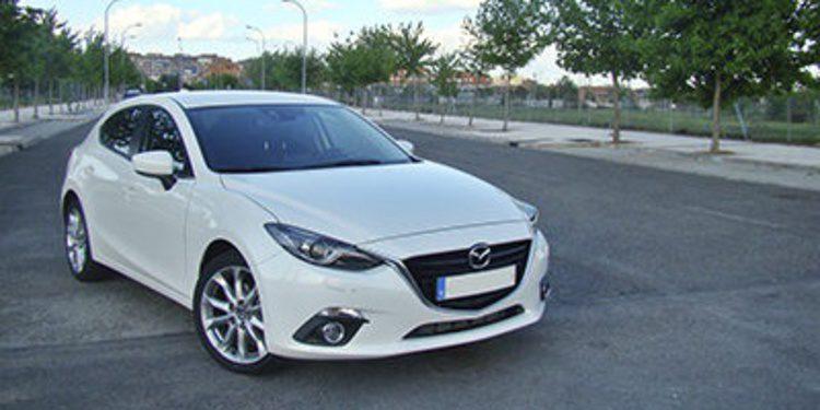 Mazda es el fabricante que más crece en España en 2014