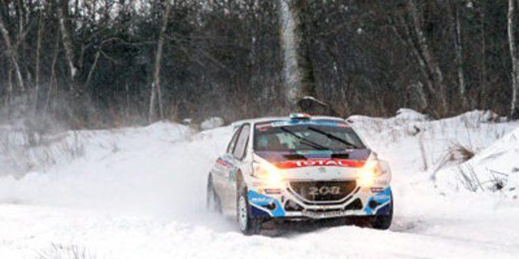 Cómoda victoria de Craig Breen en el Rally de Liepaja del ERC