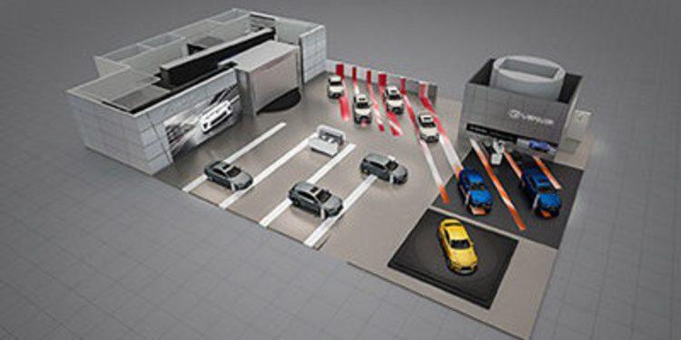 Lexus se prepara para el Salón de Ginebra