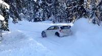 Últimos test de Volkswagen y Hyundai en Suecia