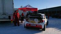 Mads Ostberg se lleva la victoria en el Rally Finnskog