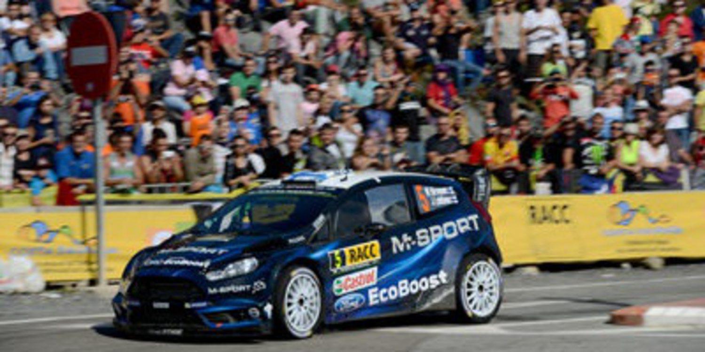 El Rally RACC de Catalunya el más seguido del WRC 2014
