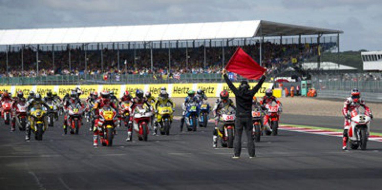 Silverstone acoge el GP de Gran Bretaña MotoGP 2015