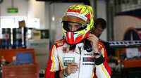 Alex Palou y Zaid Ashkanani con Campos Racing en GP3
