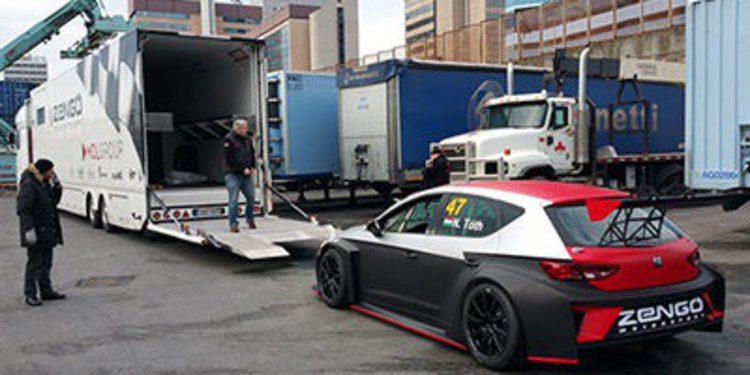 Las TCR Series se embarcan hacia Malasia