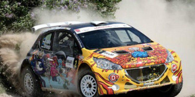 Programa completo en 2015 para Karl Kruuda en WRC2