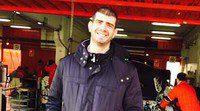 """Dusan Borkovic: """"Tengo ganas de subirme al coche y ser rápido"""""""