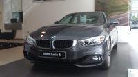 Toma de contacto con el BMW Serie 4 Gran Coupé