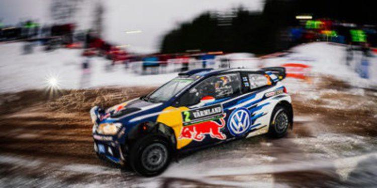 Jari-Matti Latvala abandona voluntariamente en Suecia