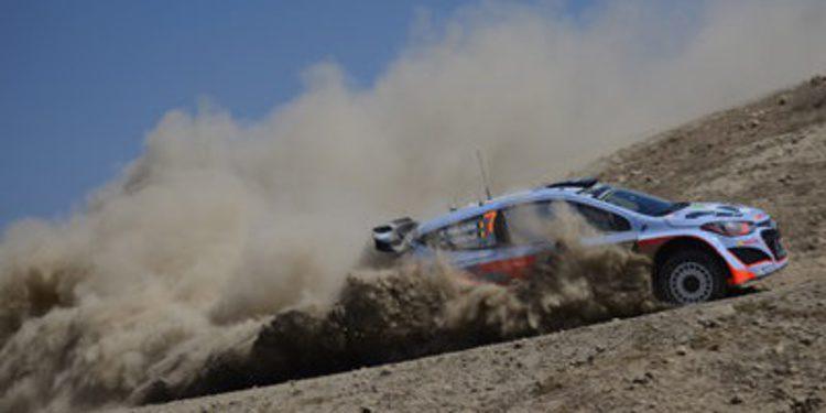 Lista de inscritos del Rally de México del WRC 2015