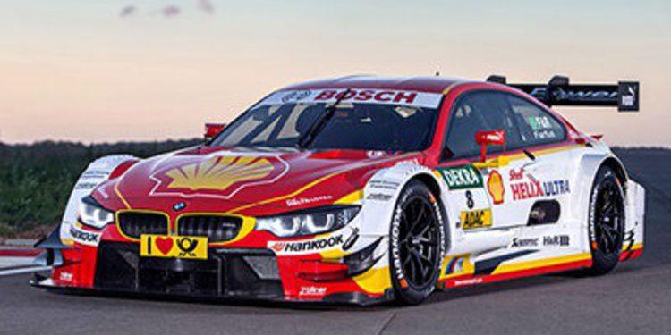 BMW y Shell se unen para el DTM y el USCC