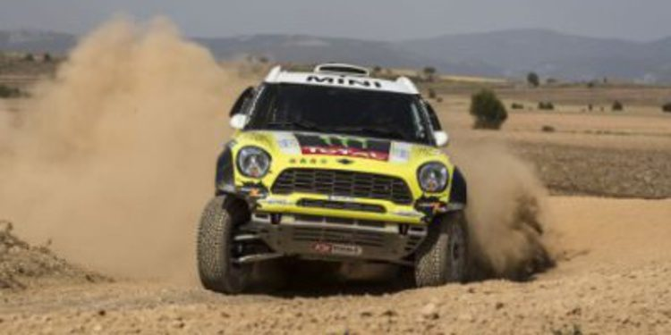 Calendario Mundial de Rallies Cross Country 2015