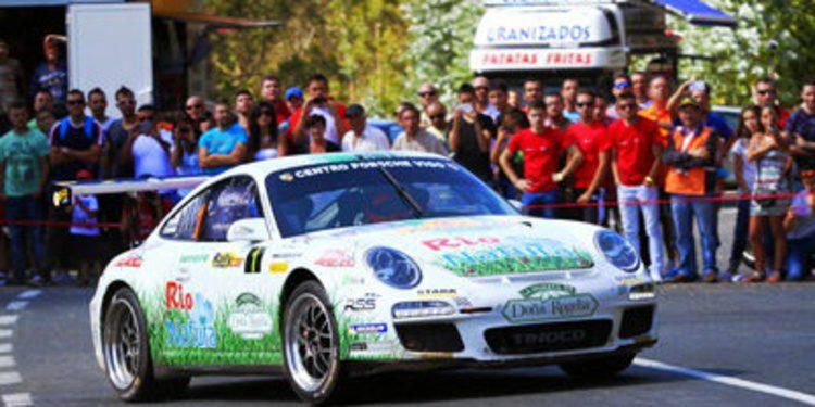 Sergio Vallejo duda si competir en Canarias