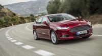 Tres nuevas motorizaciones para el Ford Mondeo