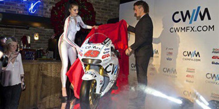 El equipo CWM LCR Honda se presenta en Londres