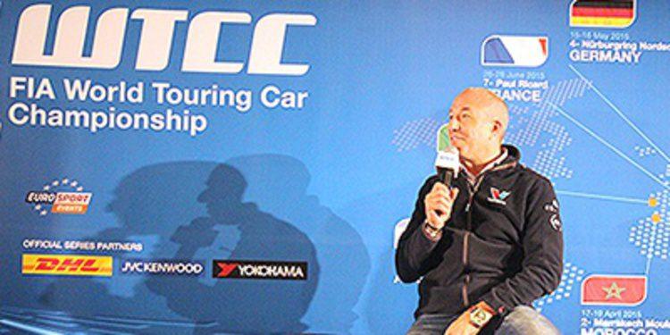 """Tom Coronel: """"Soy un emprendedor de las carreras"""""""
